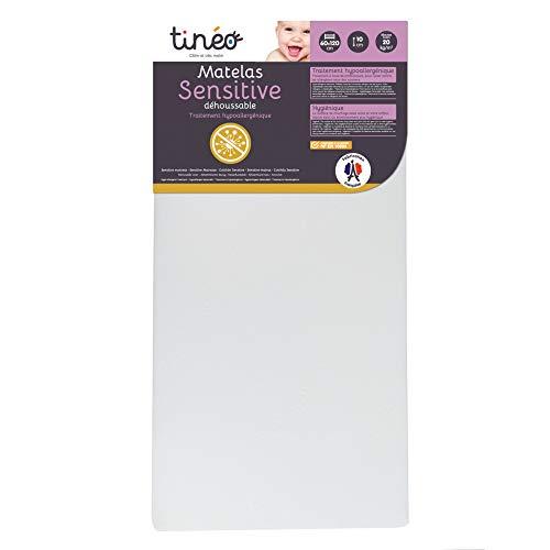 Tinéo Sensitive Matratze, 60 x 120 cm