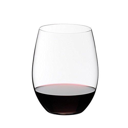 Riedel O Cabernet/merlot de cristal 6vasos de non-leaded Copa de vino, juego de 6