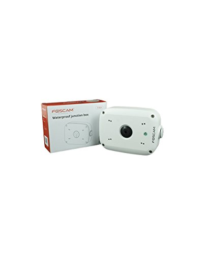 Foscam FAB28Box copricavi Compatible para le cámaras IP fi9928p y FI9828P, Compacto