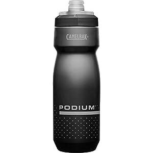 CamelBak Podium Dirt - Botella de agua aislada, 0,62 l, color verde azulado, tamaño 21 Ounce, 9.64566929133858 x 2.8740157480315 x 2.8740157480315inches: Amazon.es: Deportes y aire libre