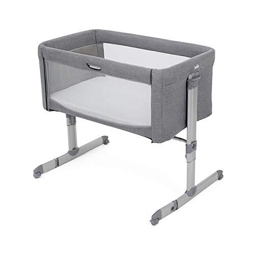 Joie Roomie Beistellbett Babybett inkl. Transporttasche Gray Flannel   P1814BAGFL000