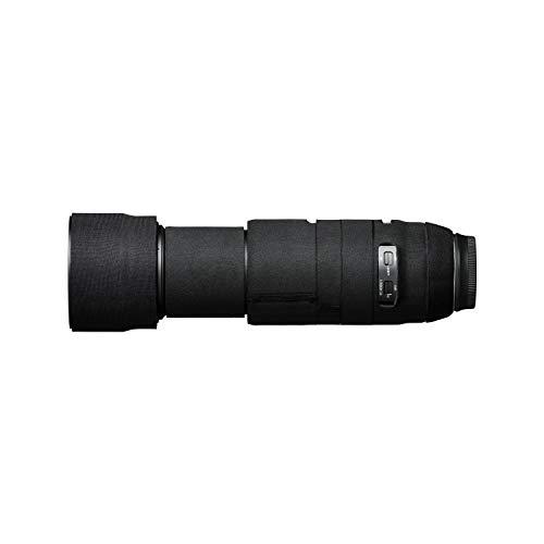 easyCover - Lens Protector negro para Tamron 100-400mm F4.5-6.3 Di VC USD Model A035