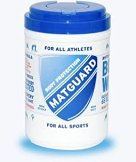 Matguard ® Extra Large Antiseptic Body Wipe 65ct Canister