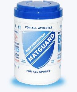 Matguard Extra Large Antiseptic Body Wipe 65ct Canister