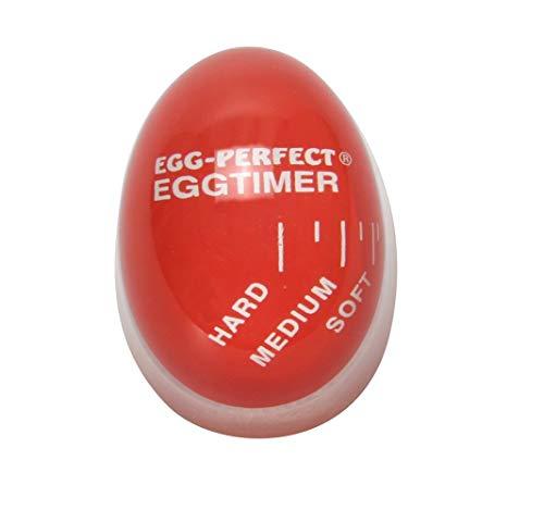 BRIX Eier-Uhr, rot