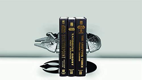 Suporte Para Livros MILLENNIUM FALCON-STAR WARS
