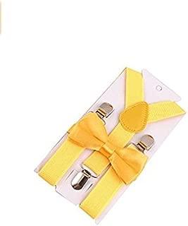 negozio ufficiale immagini dettagliate sempre popolare Amazon.it: papillon bambino - Bretelle / Accessori ...