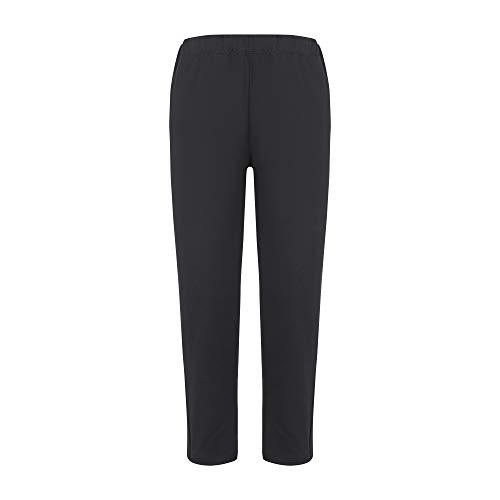 Eono Essentials - Pantalones de deporte con cintura elástica