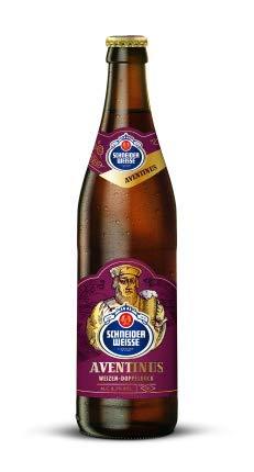 Schneider Weisse TAP6 Aventinus 18 Flaschen x0,5l