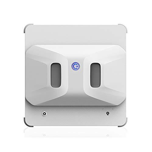 YING Robot Limpiador De Ventanas con Control Remoto, Robot Limpiador Automático Inteligente Giratorio, Robot Limpiador De Vidrio para Ventanas, Azulejos, Baño