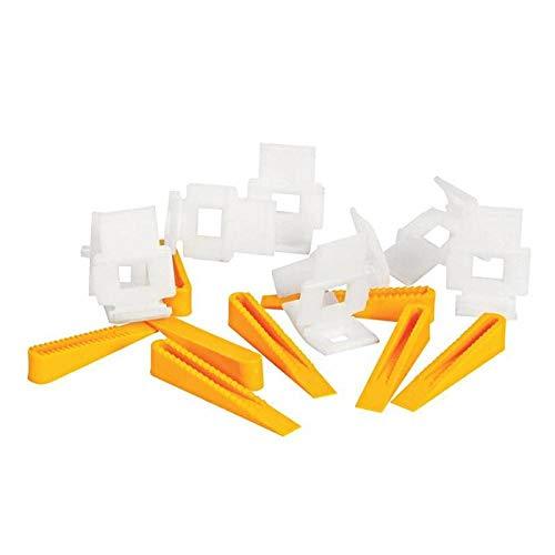 Vitrex LASH - Distanziatori livellanti per piastrelle da pavimenti, confezione da 150 unità