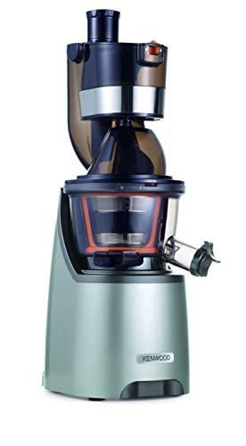 Kenwood JMP800SI PureJuice Pro Estrattore di Succo a Freddo, Centrifuga Slow Juicer, 240 W, 1.5 Litri, Plastica/ Acciaio