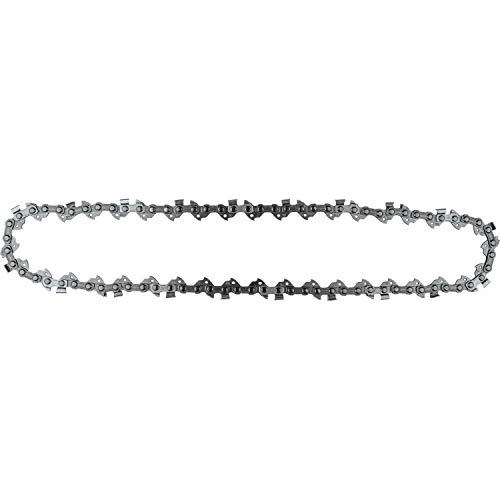 "Makita 199075-5, 3/8"".043"" 10"" Saw Chain, Silver"