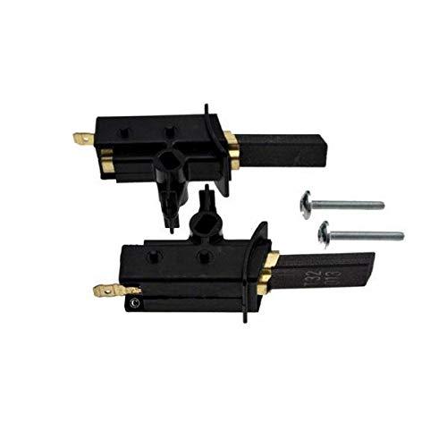 Brandt 51X9121 52X5258 - Escobillas de motor para lavadora (2 unidades)