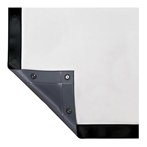 Monoblox Stumpfl Screens BXF-RV386294B1 Rückwand-Projektor-Leinwand, 12,8 x 9,8 m