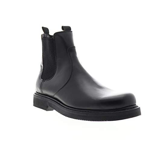 Frye Mens Johnny Chelsea Black Chelsea Boots Boots 13