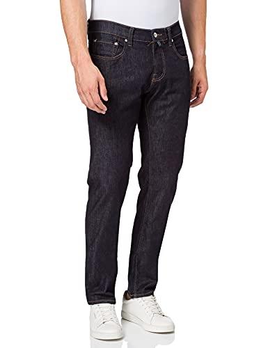 Pierre Cardin Herren Antibes Raw Denim Slim Jeans, Blau (Blau 06), W38/L32 (Herstellergröße: 38/32)