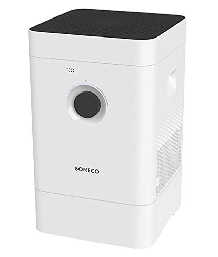 BONECO H300 - Hybrid Humidifier & Air Purifier, 3-in-1 Air Washer - Removes...