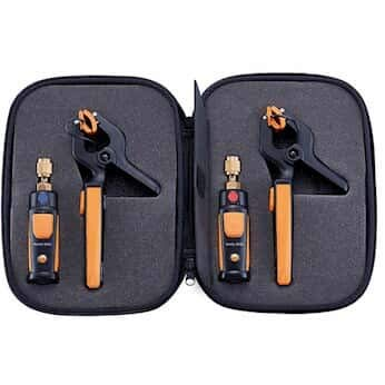 Testo Smart Probe AC/R Kit for use with Smartphone or Tablet