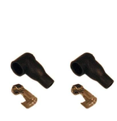 PARTSRUN Zündkerzenmanschette, 7 mm, ersetzt Briggs & Stratton 66538S, passend für die meisten B&S Rasenmäher 135-081 ZF015