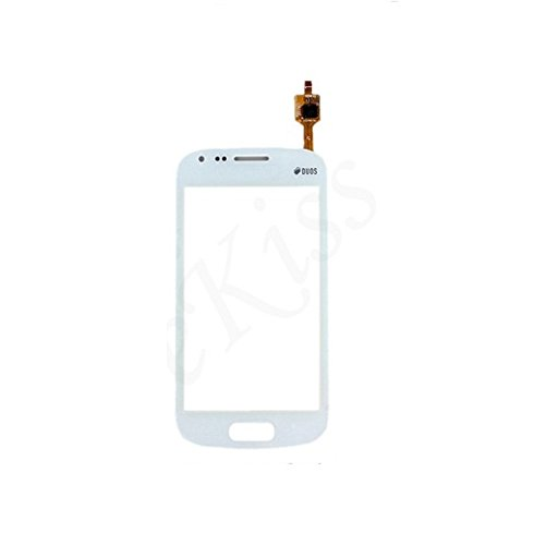 MrSpares Touch Screen Digitizer Panel for Samsung Galaxy S Duos S7562 : White