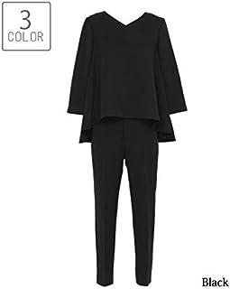 クリーム(C.R.E.A.M) パンツスーツ フォーマル スーツ レディース 入学 入園 卒業 卒園 ママ 母 ママスーツ