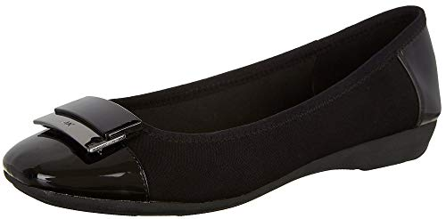 Anne Klein UNA Black Multi Fabric 8.5