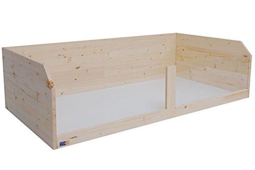 Happy-Nager Käfig kleine Pippi Größe: 144 x 74 Fichte