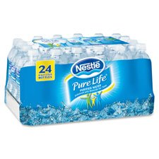 Nestle Pure Life Purified Water, 24 CT (Pack of 1)
