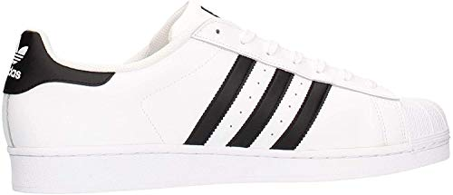 adidas Superstar Originals C77124 Weiß/Schwarz mt 36 t/m 49-42
