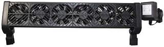 AQUATEK ChillMaster Aquarium Cooling Fan 6 Fan Model (AQT-F06)
