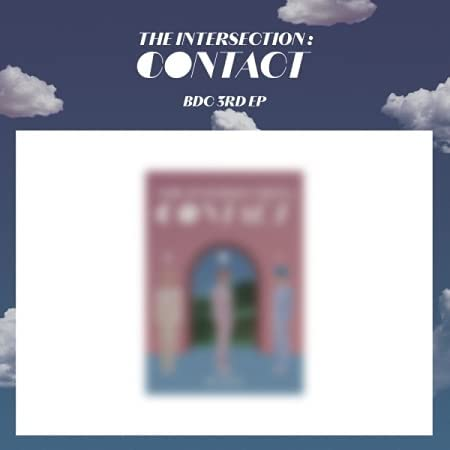 BDC The Intersection : Contact 3rd Quality inspection Ver Beauty products Elemen EP Album PhotoBook