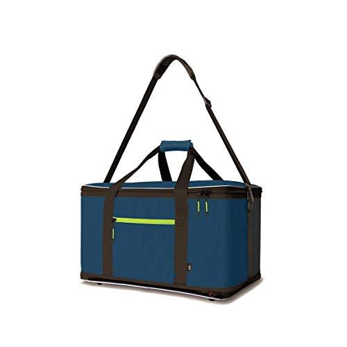 ダイワ(DAIWA) ソフトクーラーボックス(保冷バッグ) ソフトクール 4500 ターコイズ