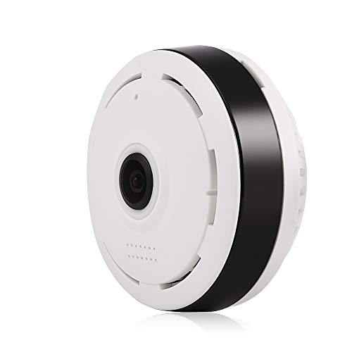 KSTE 960P HD 360 ° Panorama WiFi Wireless Home Sicherheit Fisheye-IP-Kamera-Nachtsicht