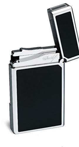Davidoff * Zigarrenfeuerzeug Palladium Chinalack Prestige Lighter