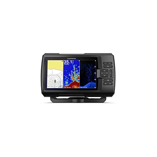 Garmin STRIKER 7PLUS CV C/TR. POPPA 77/200