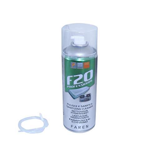 Faren 991003 Igienizzante Spray, 400 ml, Neutro