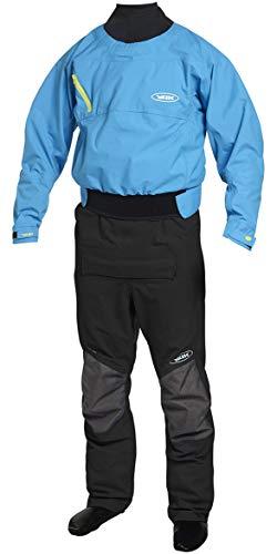 Yak Vanguard Whitewater / Kayak Drysuit + Underfleece - BLUE 2734 Size - - Medium