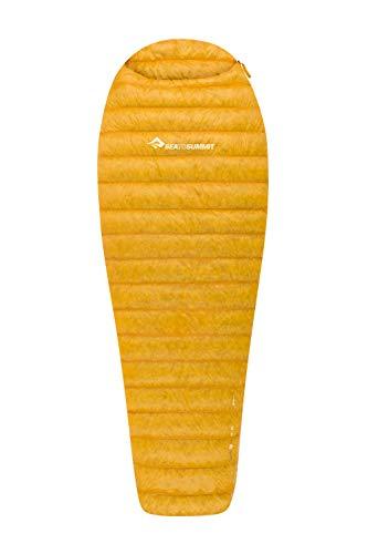 Sea to Summit Sleeping Bag, Yellow, Regular