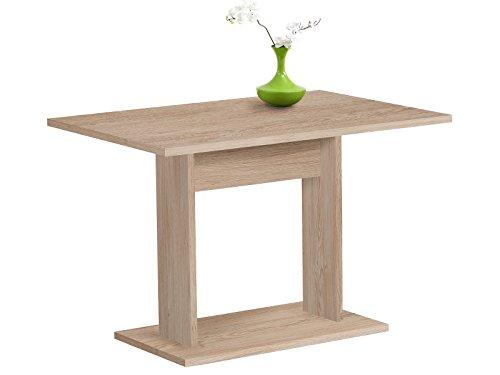 """Preisvergleich Produktbild Esszimmertisch Speisetisch Küchentisch Esstisch Holztisch Tisch """"Yvette II"""""""