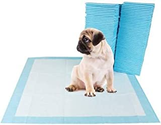 PH TIDY Disposable Pet Training Pads 60x90 cms Large Puppy Pee and Potty Pads with Quick Drying Surface & Absorbent Core, ...