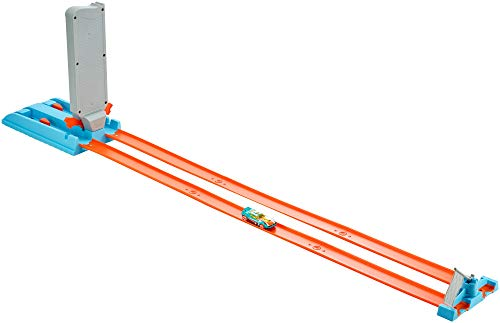 Hot Wheels GBF82 - Rennchampion Trackset, Spielzeug ab 4 Jahren