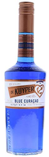 De Kuyper Blue Curaçao Likör (1 x 0.70 l)