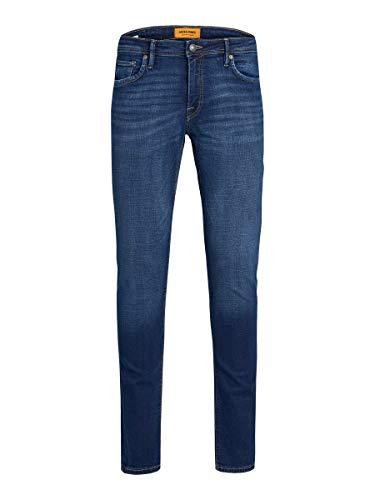 JACK & JONES Herren Slim Fit Jeans Glenn Felix AM 889 50SPS LID 3232Blue Denim