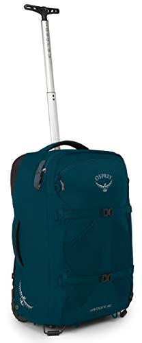 Osprey Farpoint Wheels 36, Trolley da Uomo - Petrol Blue O/S