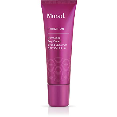 317eoM0LH L - Murad Hydration Perfecting Day Cream Broad Spectrum SPF 30 - Rich, Lightweight Moisturizer for Face with SPF - Anti-Aging Face Cream with SPF 30, 1.7 Fl Oz