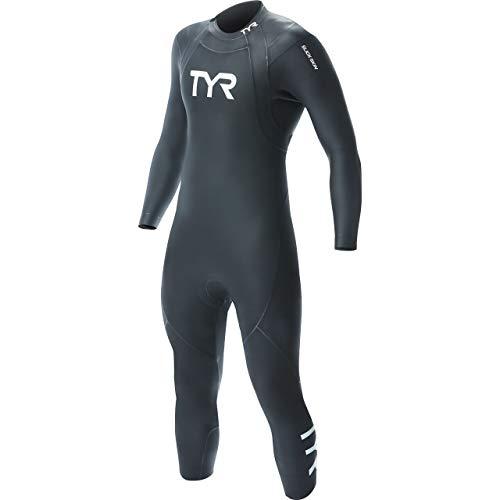 Tyr男士飓风潜水服猫1,黑色,L