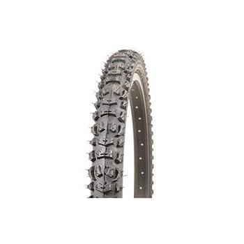 Kenda K816 Aggressive MTB Wire Bead Bicycle Tire Black Skin 26-Inch x 2.10-Inch
