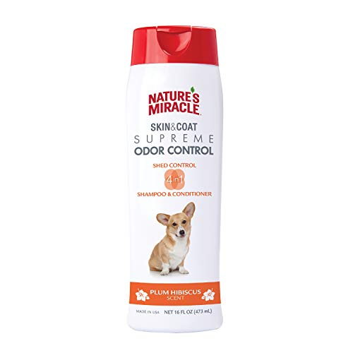 Nature's Miracle Supreme Odor and Shed Control Shampoo Now $3.11 (Was $11.36)