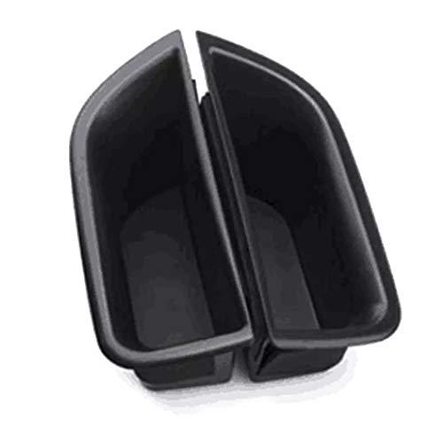 Caja De Almacenamiento con Manija De Puerta Delantera, Organizador De Contenedores, Bandeja, Soporte para Vasos, Caja para Volvo S80 Xc70 V70